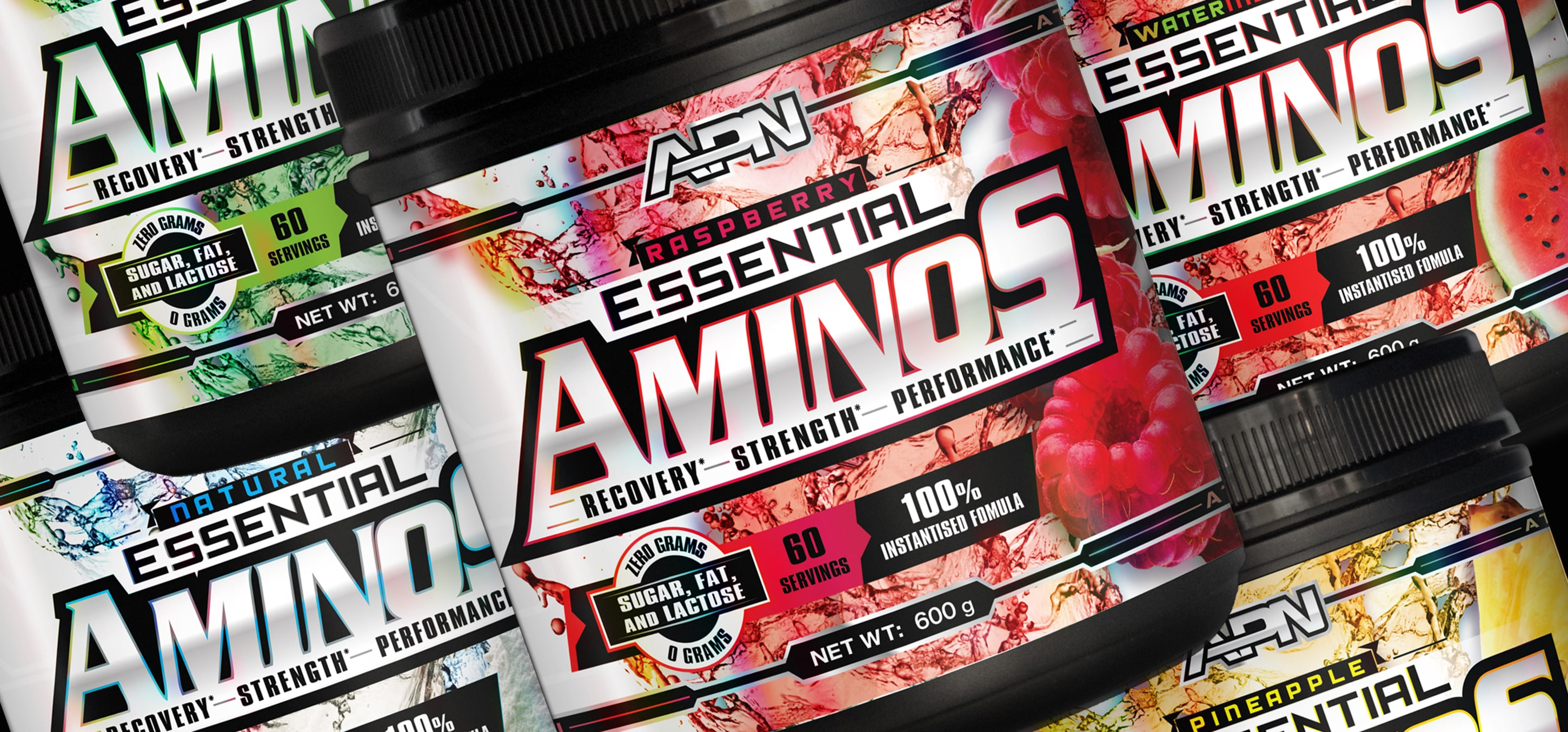 Active Life Style Industries presents APNs Essential Aminos Sports Drink