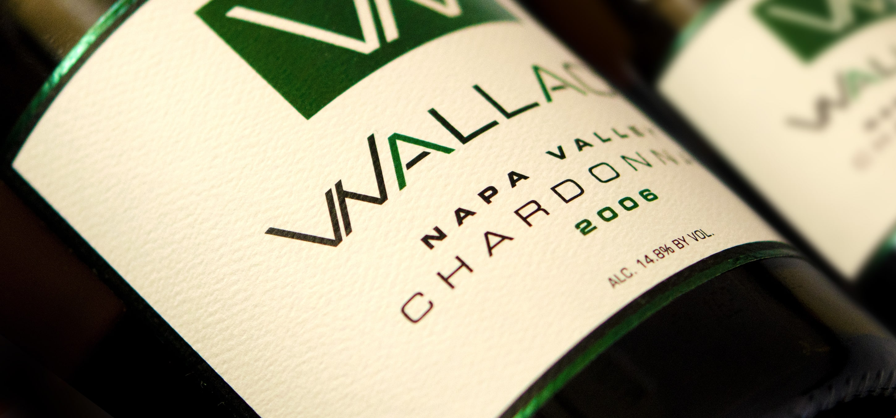 Wallace wine company, Napa valley Chardonny