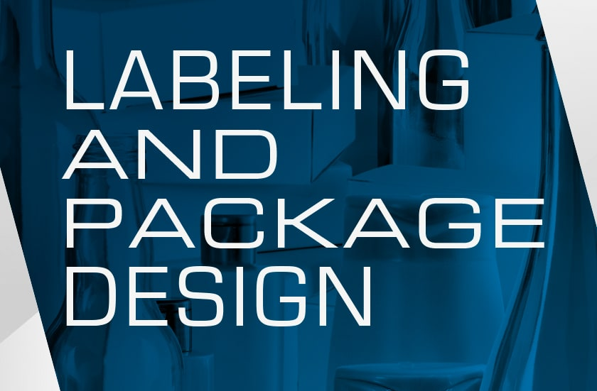 Kellen Design offers Labeling and Package Design