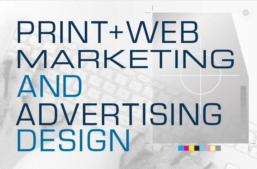Kellen Design offers print and web marketing and advertising graphic design